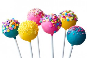 Cake Pops - Lollis aus Teig!