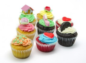 Was sind Cupcakes?