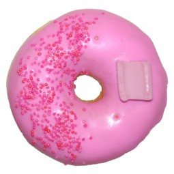 Donut Bubble Pink