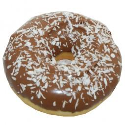 Donut Schoko Kokoslaune