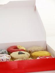 Machen Donuts dick?