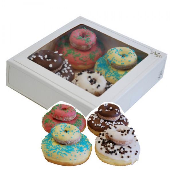 Doppeldecker Donuts