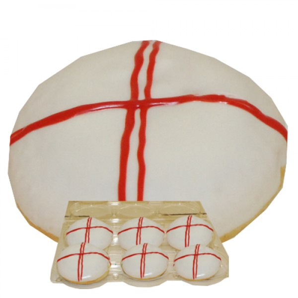 Donut England Fan-Package