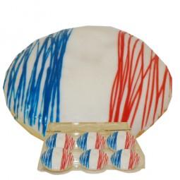 Donut Frankreich Fan-Package