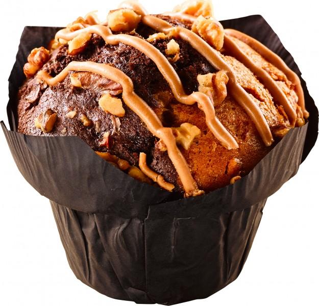 Muffin Caramell XXL