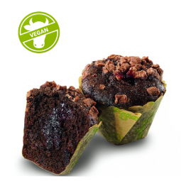 Muffin Schoko Vegan