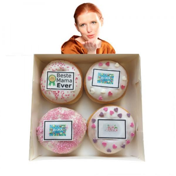 Donut Muttertag-Box