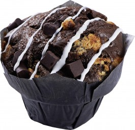 Muffin Double Choc XXL