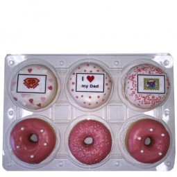 Donut Vatertag-Box